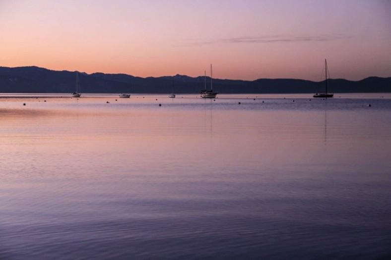 Sunsetting – Lake Tahoe, NV